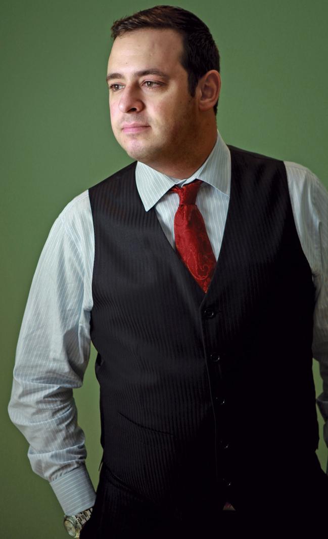 Dan Backer